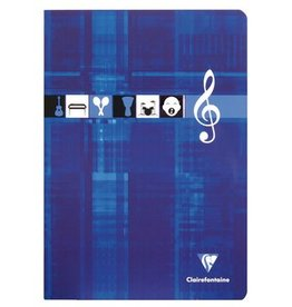 CLAIREFONTAINE Music Pad
