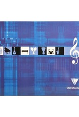 CLAIREFONTAINE Music Landscape Notebook