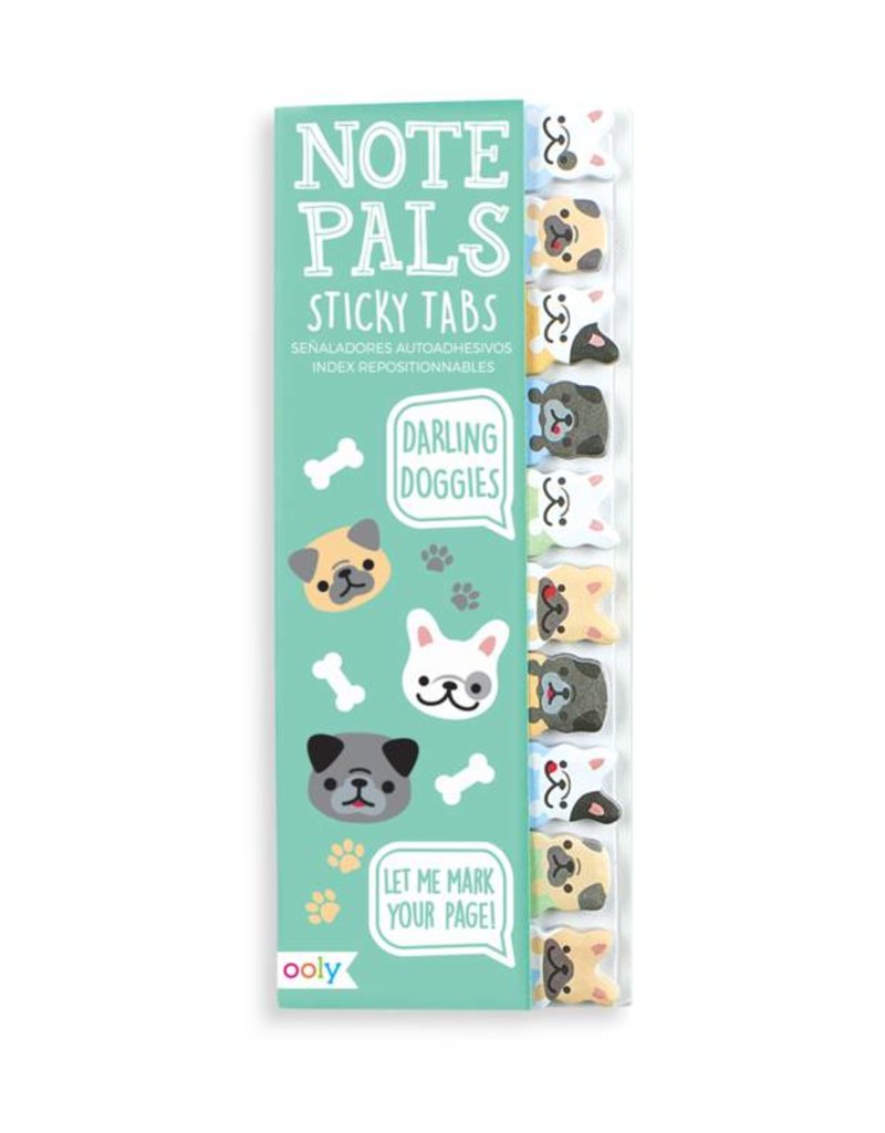 Ooly Note Pals Sticky Notes