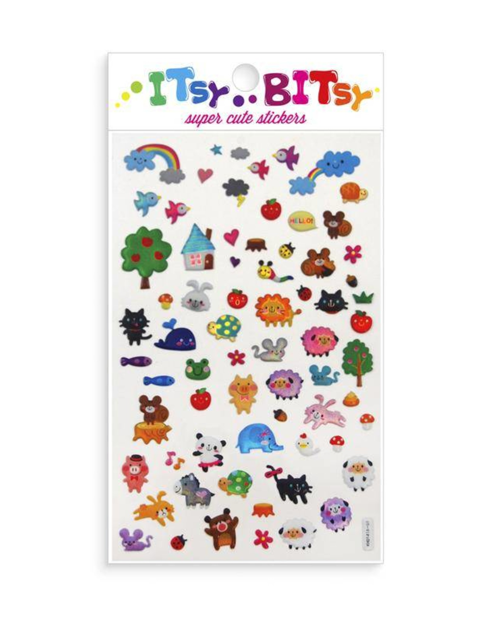Ooly Itsy Bitsy Stickers