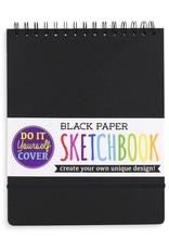 Ooly Black Paper Sketchbook