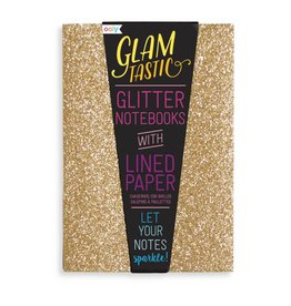 Ooly Glamtastic Glitter Notebooks