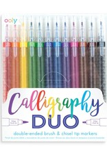 Ooly Calligraphy Duo Double Ended Markers