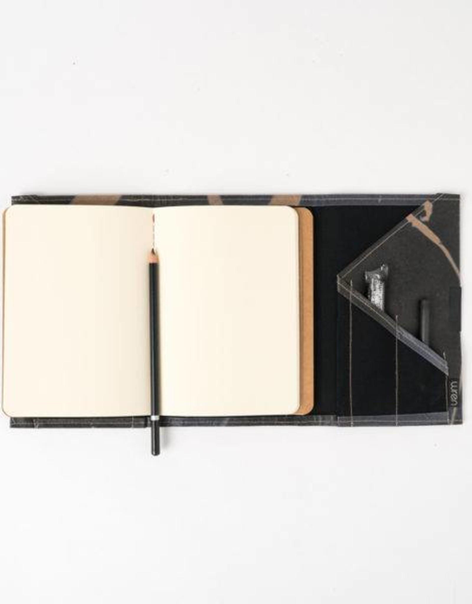Wren Wren B6 Notebook Organizer Fern