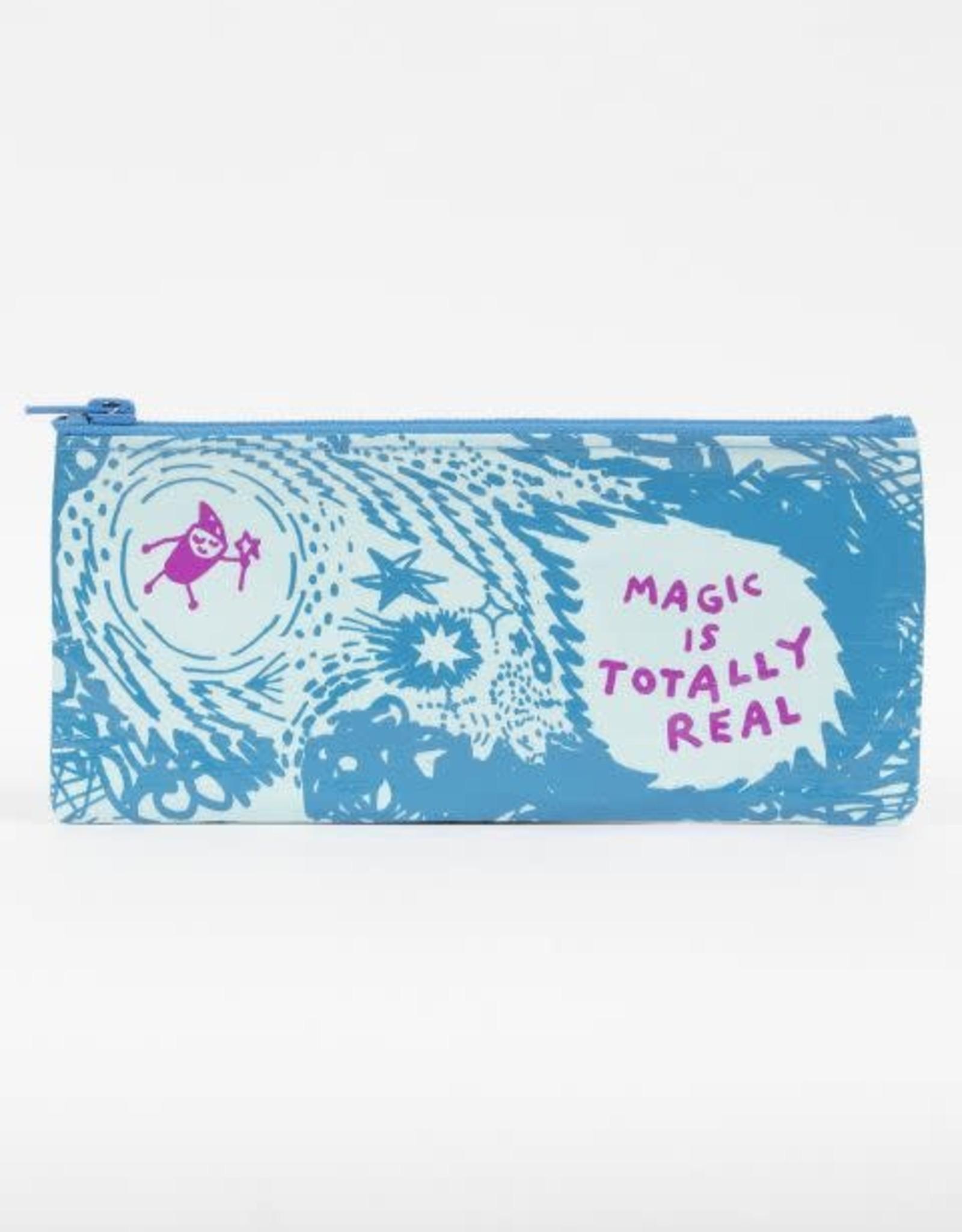 Blue Q Pencil Case