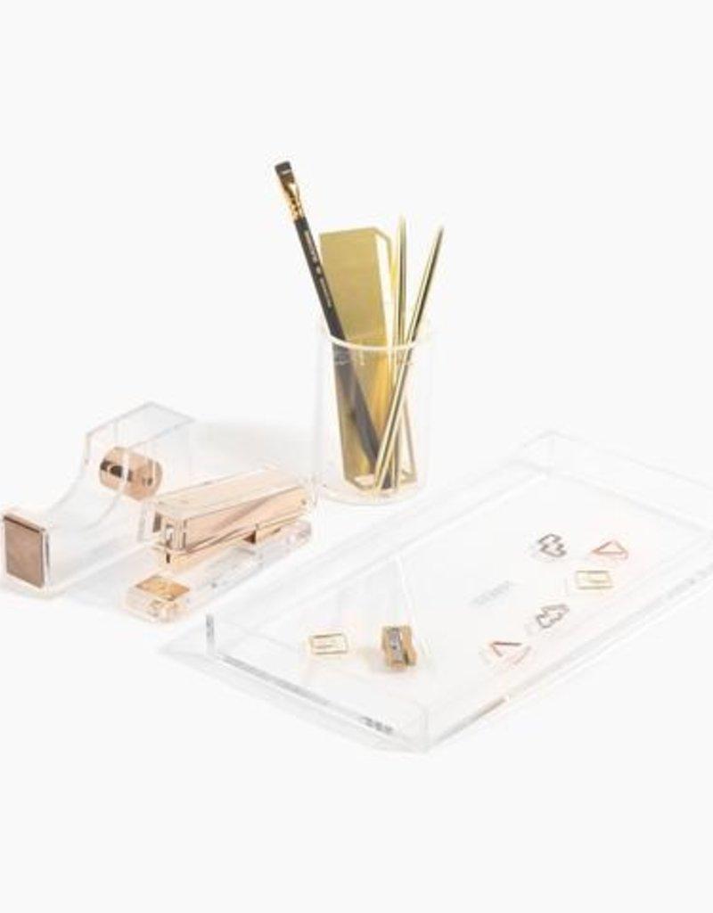 Poketo Poketo Lucite Tape Dispenser