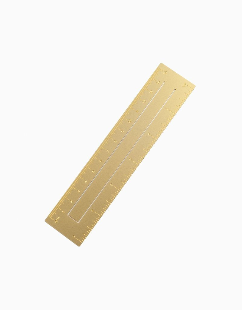 Poketo Poketo Brass Bookmarks