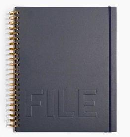 Poketo Poketo Pro File Document Folder Navy