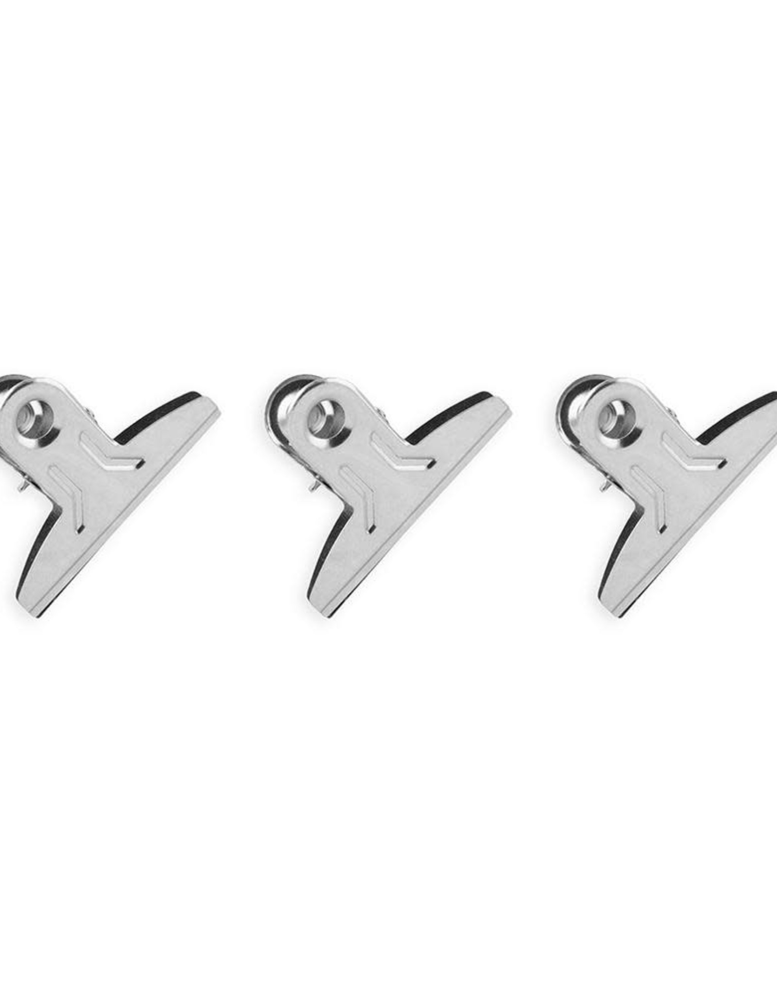 Three By Three Magnet Clips