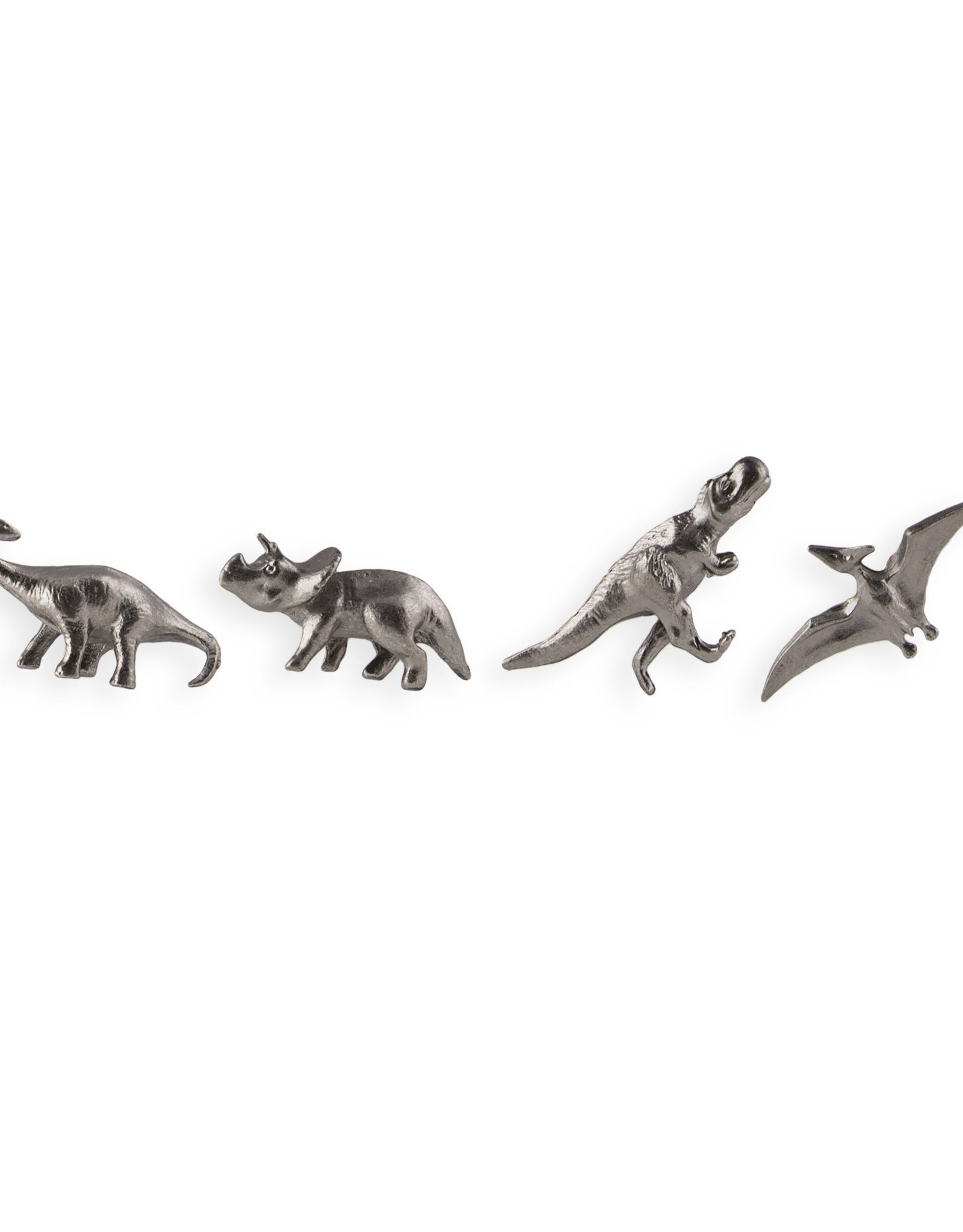 Three By Three Die Cast Creature Magnets 4 pk