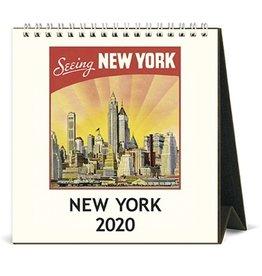 Cavallini Cavallini 2020 Desk Calendar
