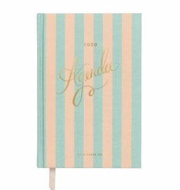 Rifle Paper Co. Rifle Paper 2020 Hardcover Agenda