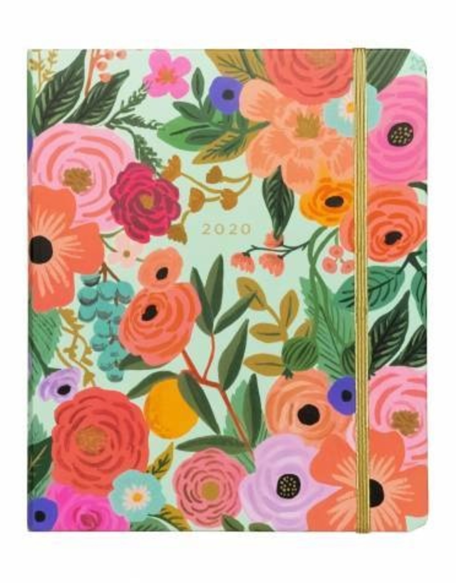 Rifle Paper Co. Rifle Paper 2020 17 mo Covered Planner