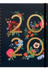 Rifle Paper Co. Rifle Paper 2020 17 mo Spiral Bound Planner