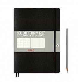 Leuchtturm 1917 2020 Monthly Planner & Notebook 16 mo