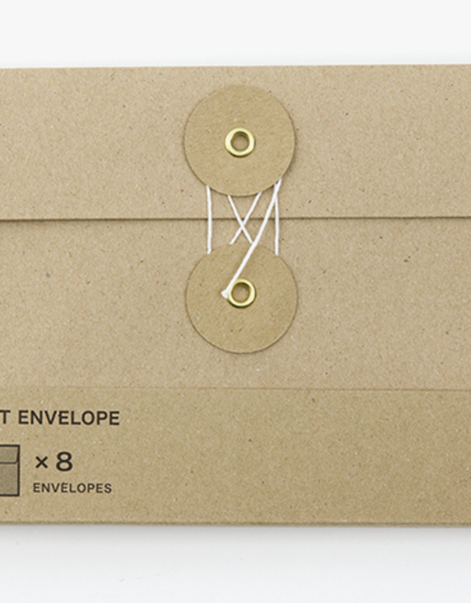 Traveler's Company Traveler's Company Kraft Envelopes