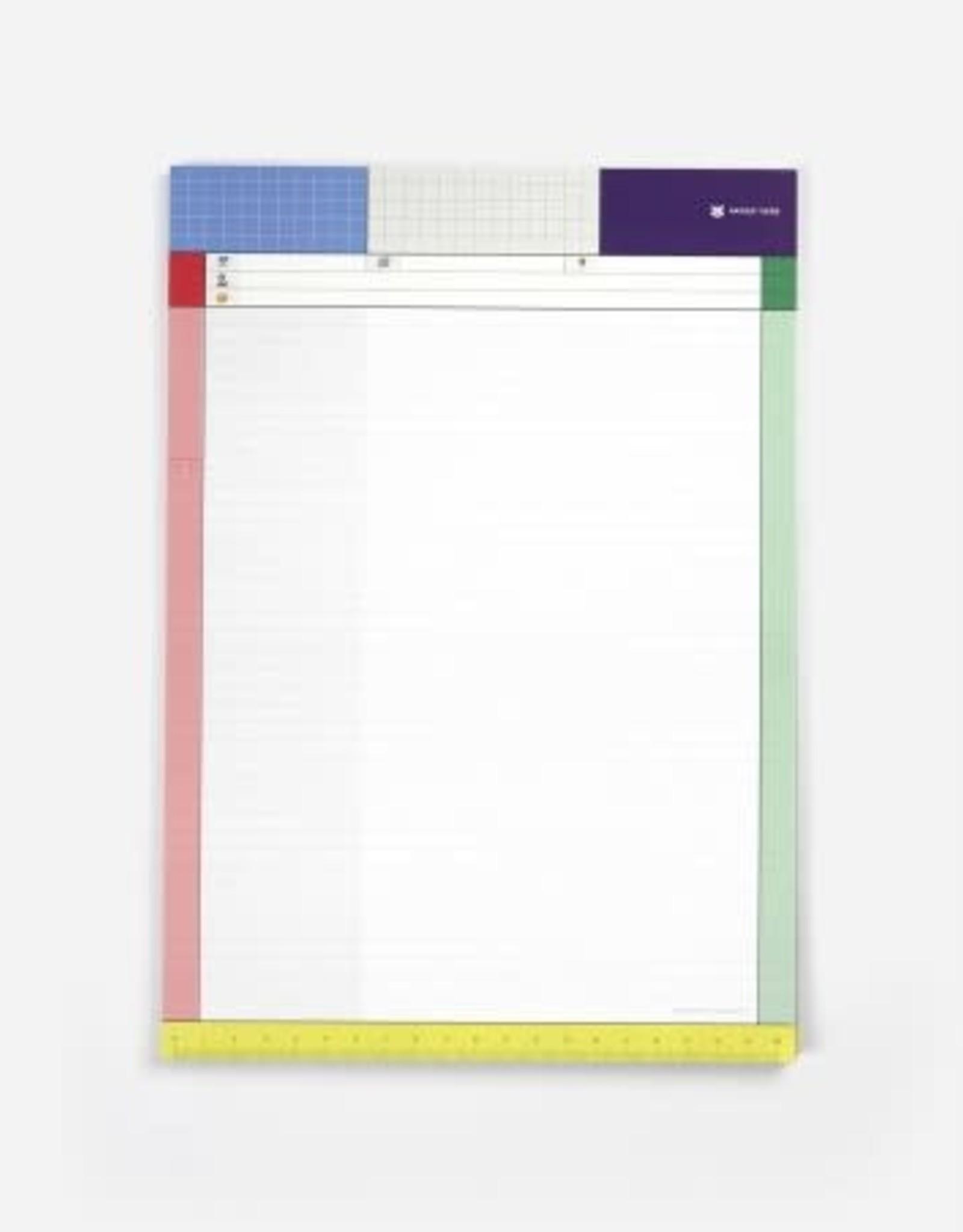 Papier Tigre Papier Tigre Module Notepad