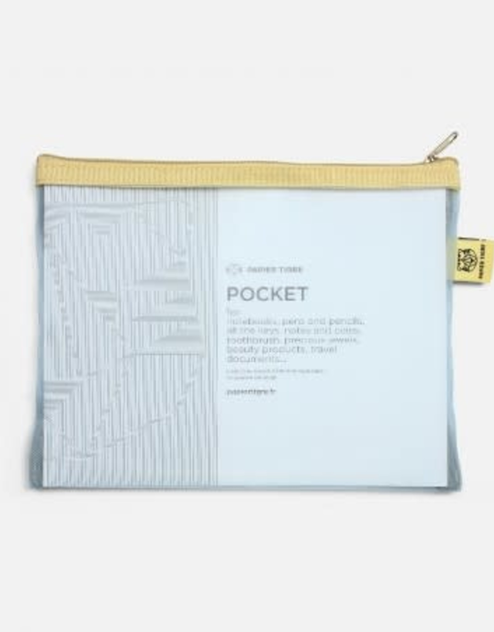 Papier Tigre Papier Tigre Mesh Pocket