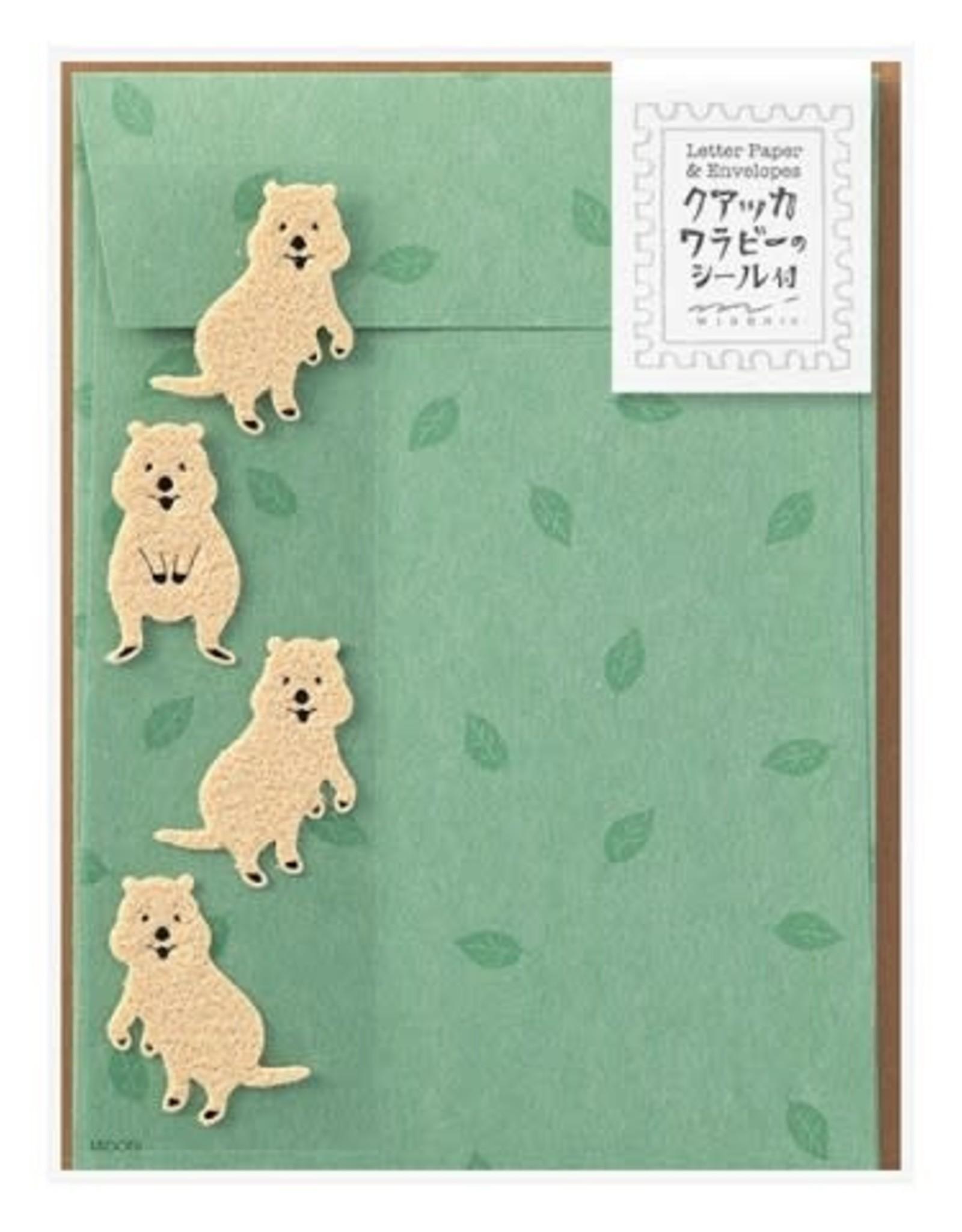 Midori Midori Letter Set