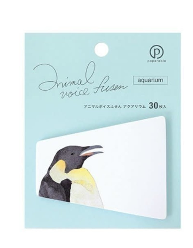 Paperable Paperable Animal Voice Stickies