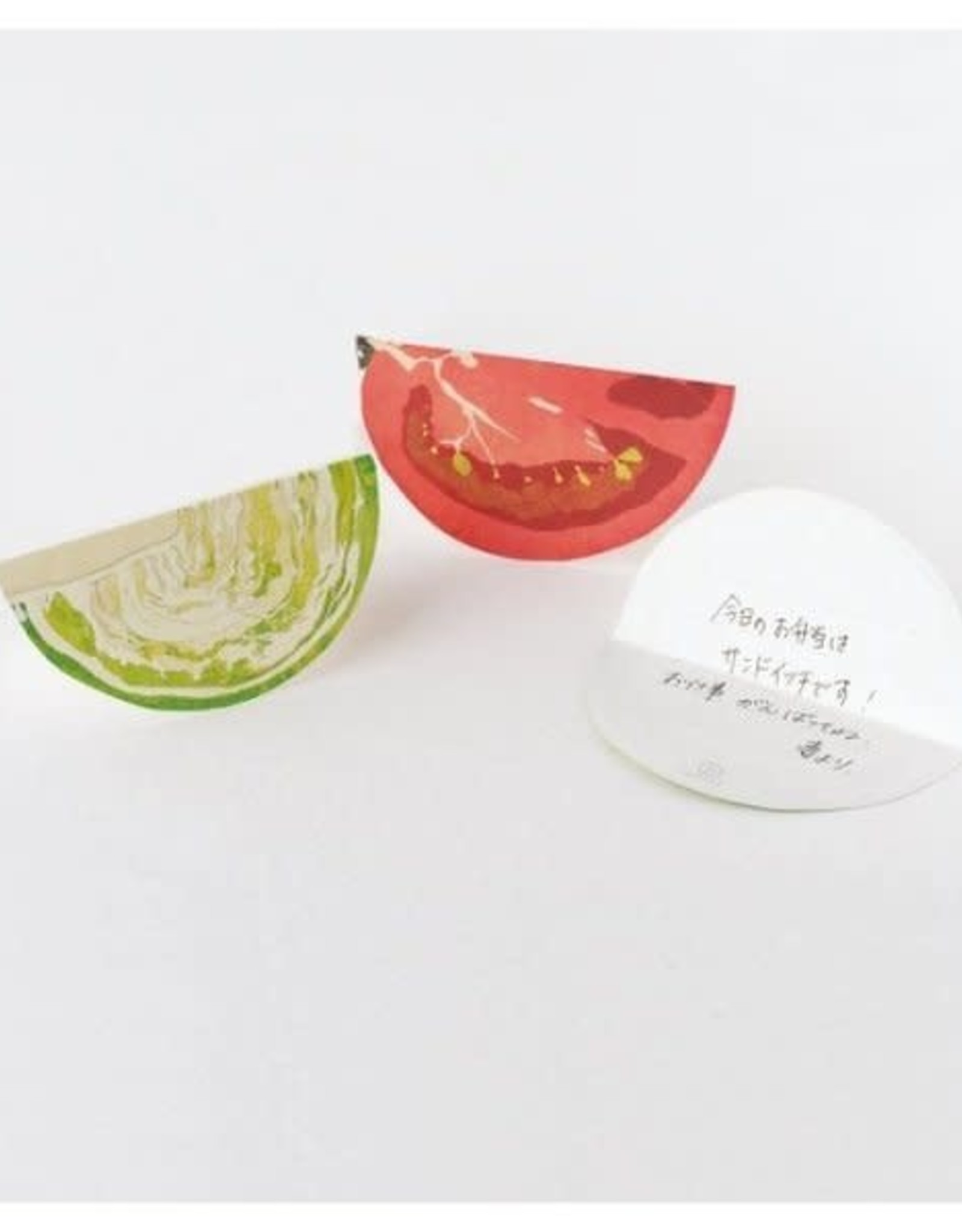 Paperable Paperable Veggies Memo Block