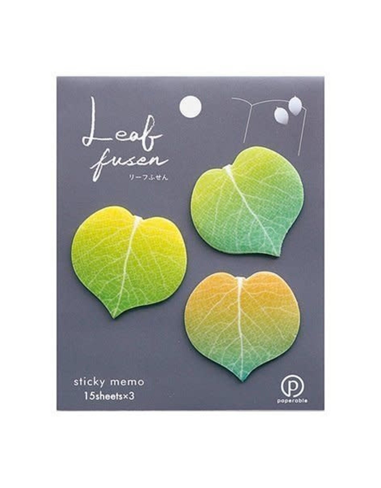 Paperable Paperable Leaf Stickies