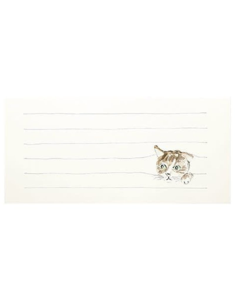 Paperable & Chic Paperable & Chic Cat Moves Letter Pad