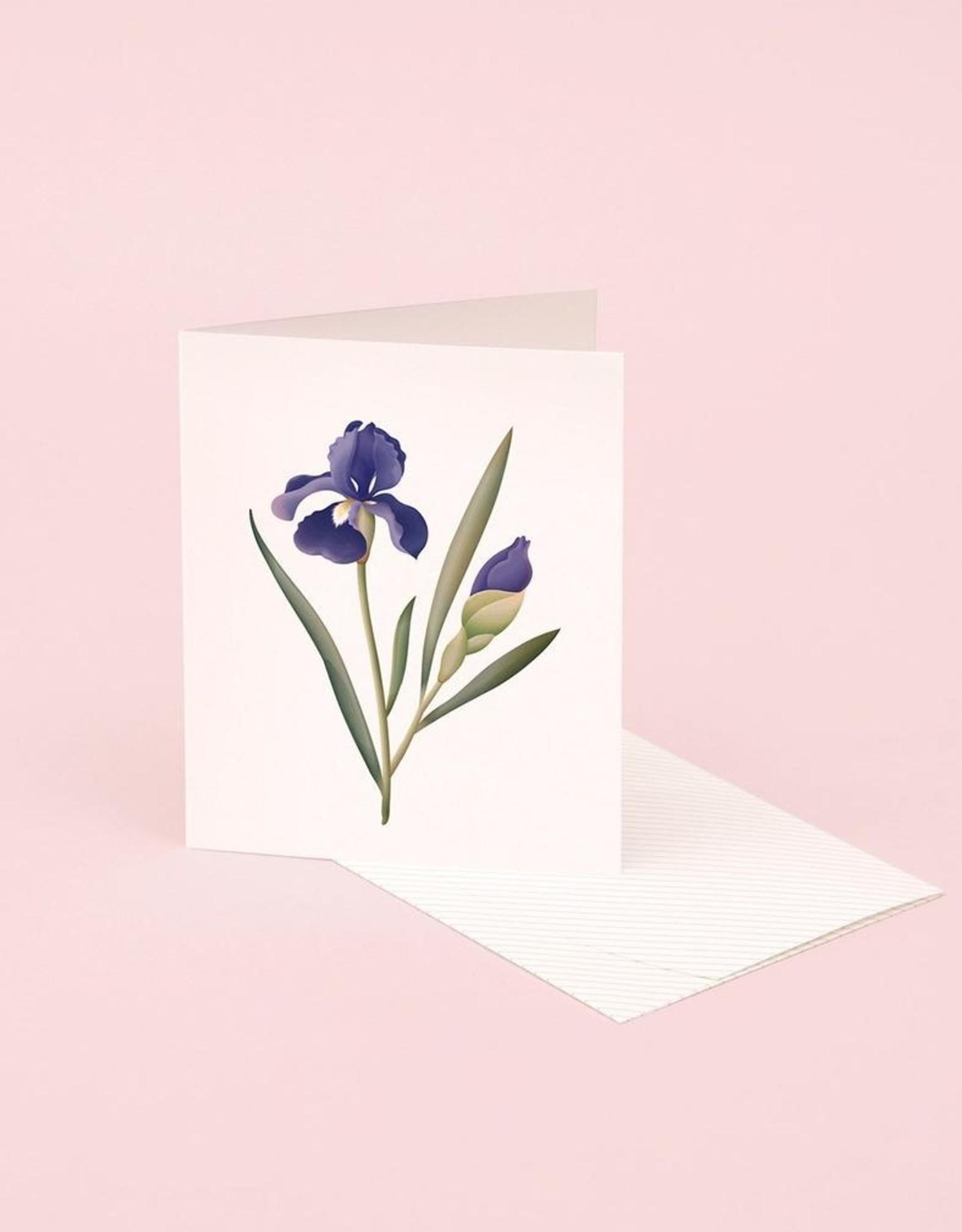 Clap Clap Clap Clap Botanical Scented Cards