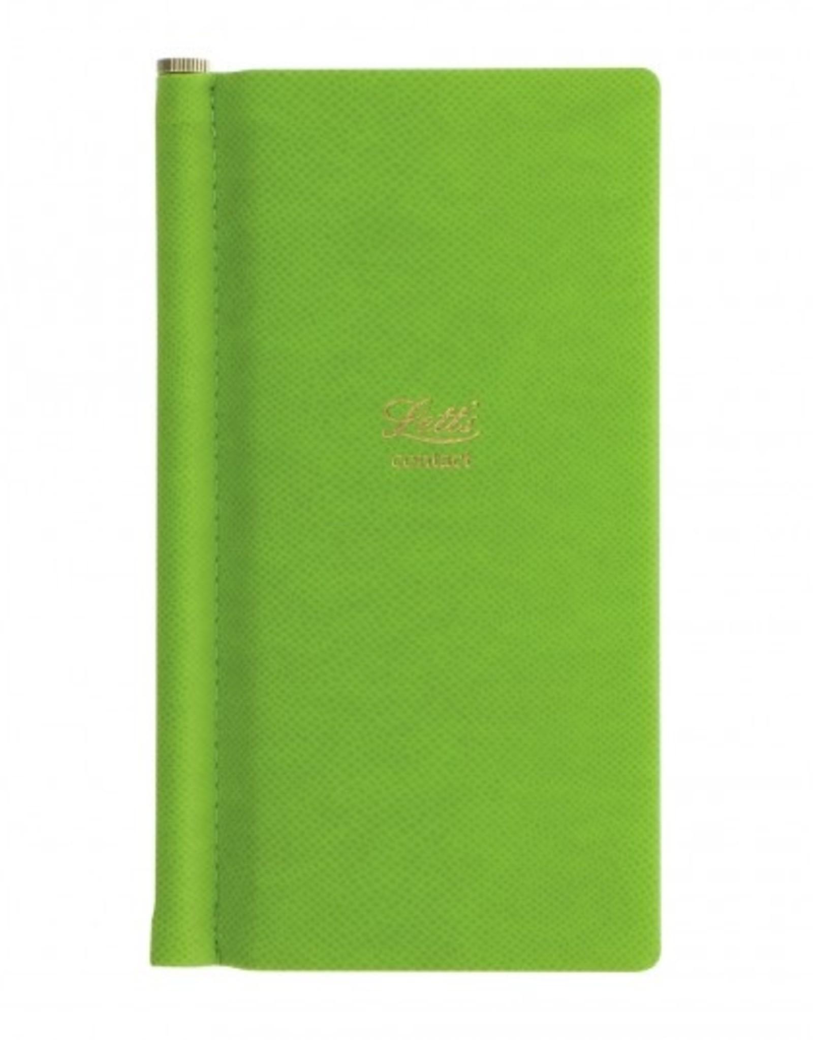 Letts of London Legacy Slim Pocket Address Book