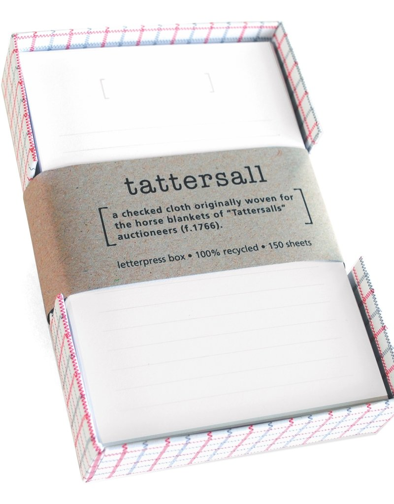 OrangeArt Tattersall Desk Notes