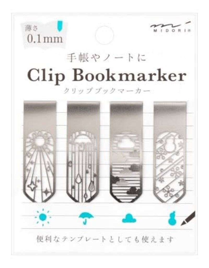 Midori Clip Bookmarker