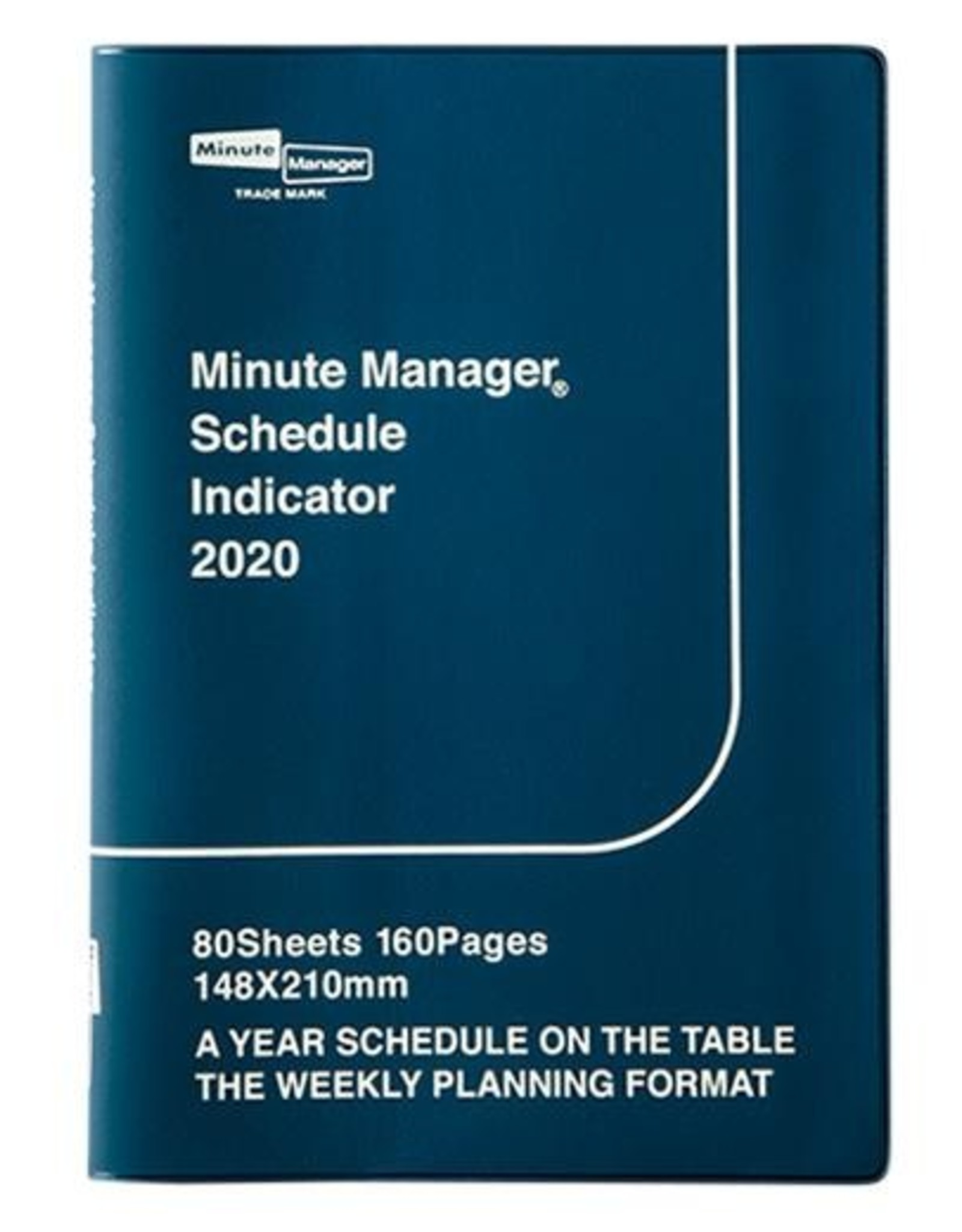 Hightide Hightide 2020 Planner Minute Manager