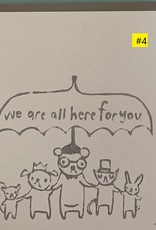 Ghost Academy Ghost Academy Sympathy-Encouragement Card