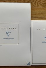 CLAIREFONTAINE Clairefontaine Triomphe Stationery Pad