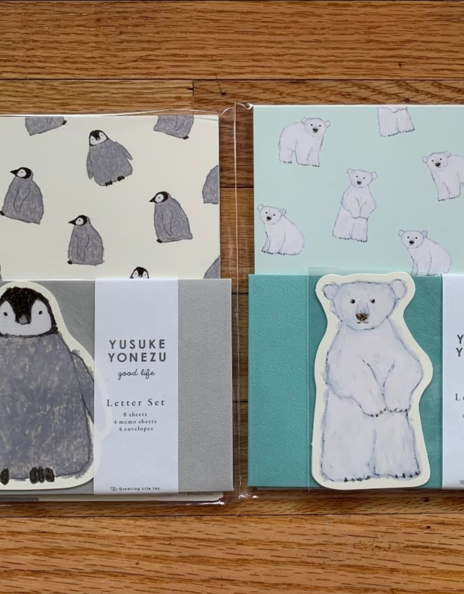 Greeting Life Yusuke Yonezu Letter Set