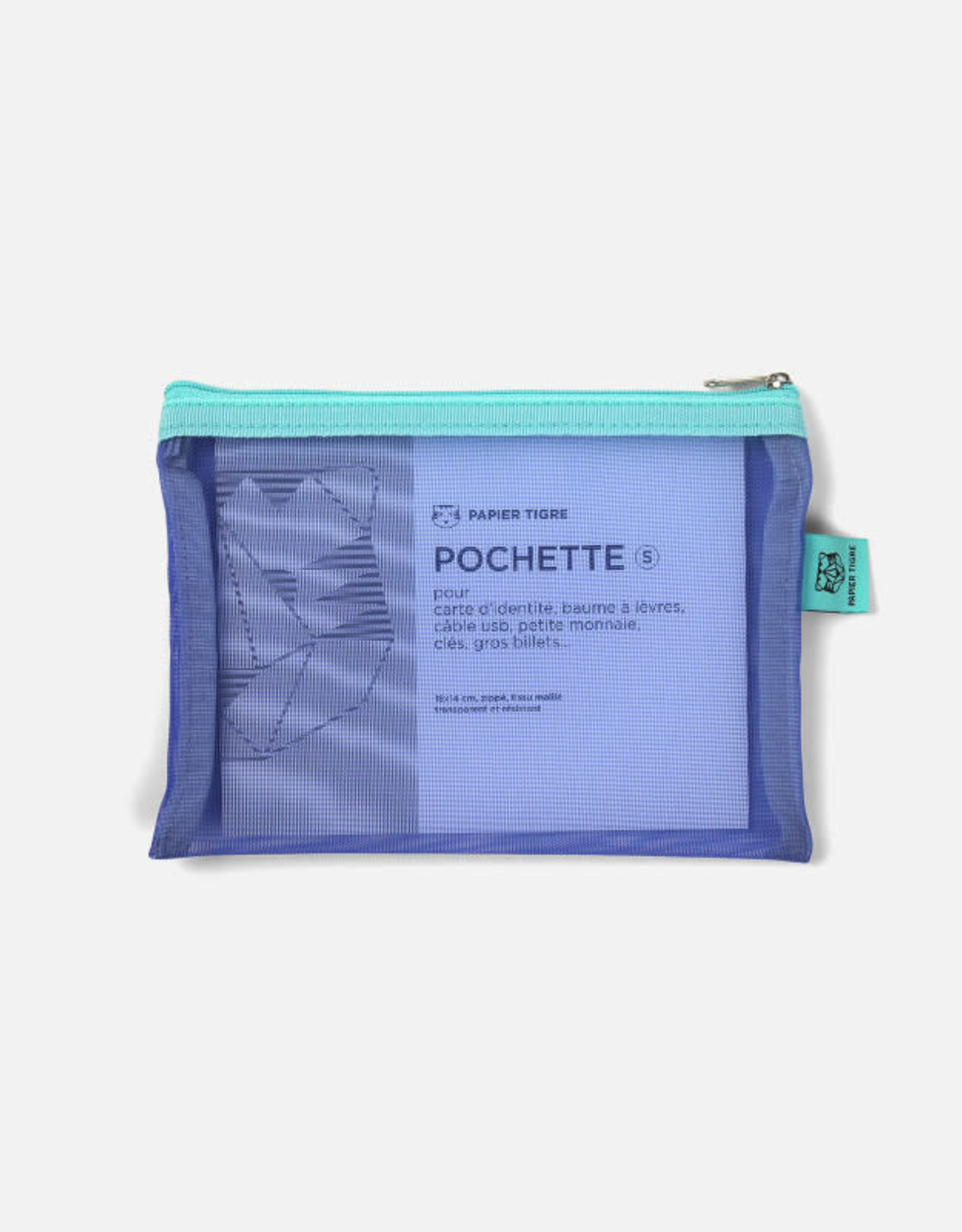 Papier Tigre Papier Tigre Mini Mesh Pocket (A6)
