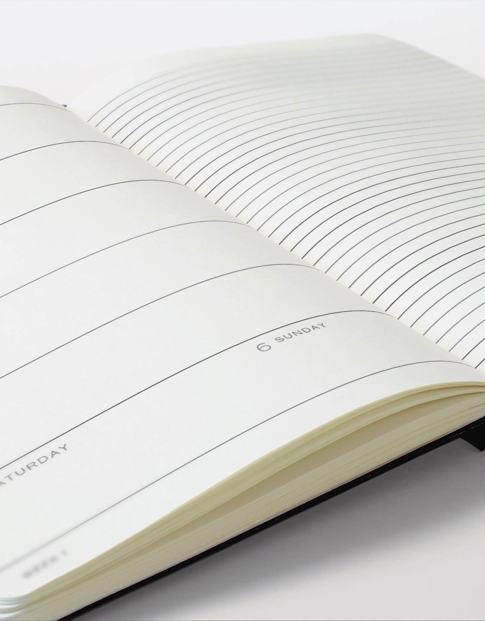 Leuchtturm 1917 2021 Weekly Planner & Notebook