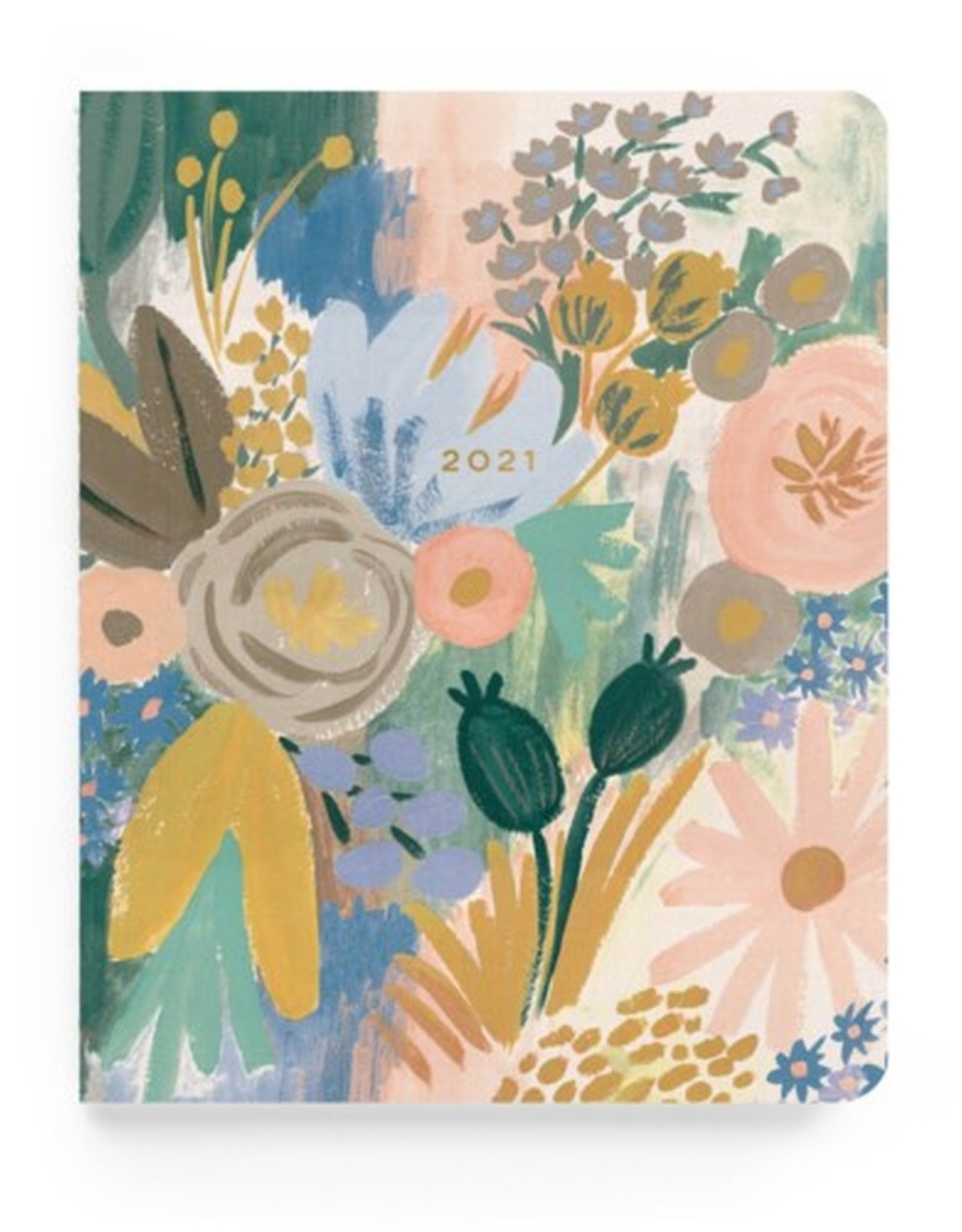 Rifle Paper Co. Rifle Paper 2021 Appointment Planner Notebook