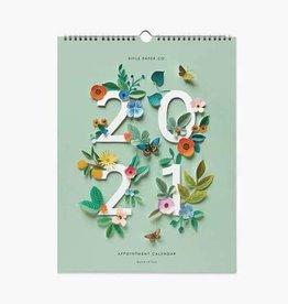 Rifle Paper Co. Rifle Paper 2021 Calendar