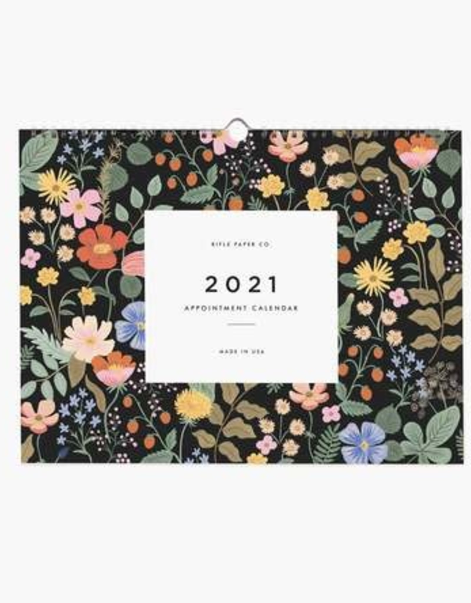 Rifle Paper Co. Rifle Paper 2021 Calendar