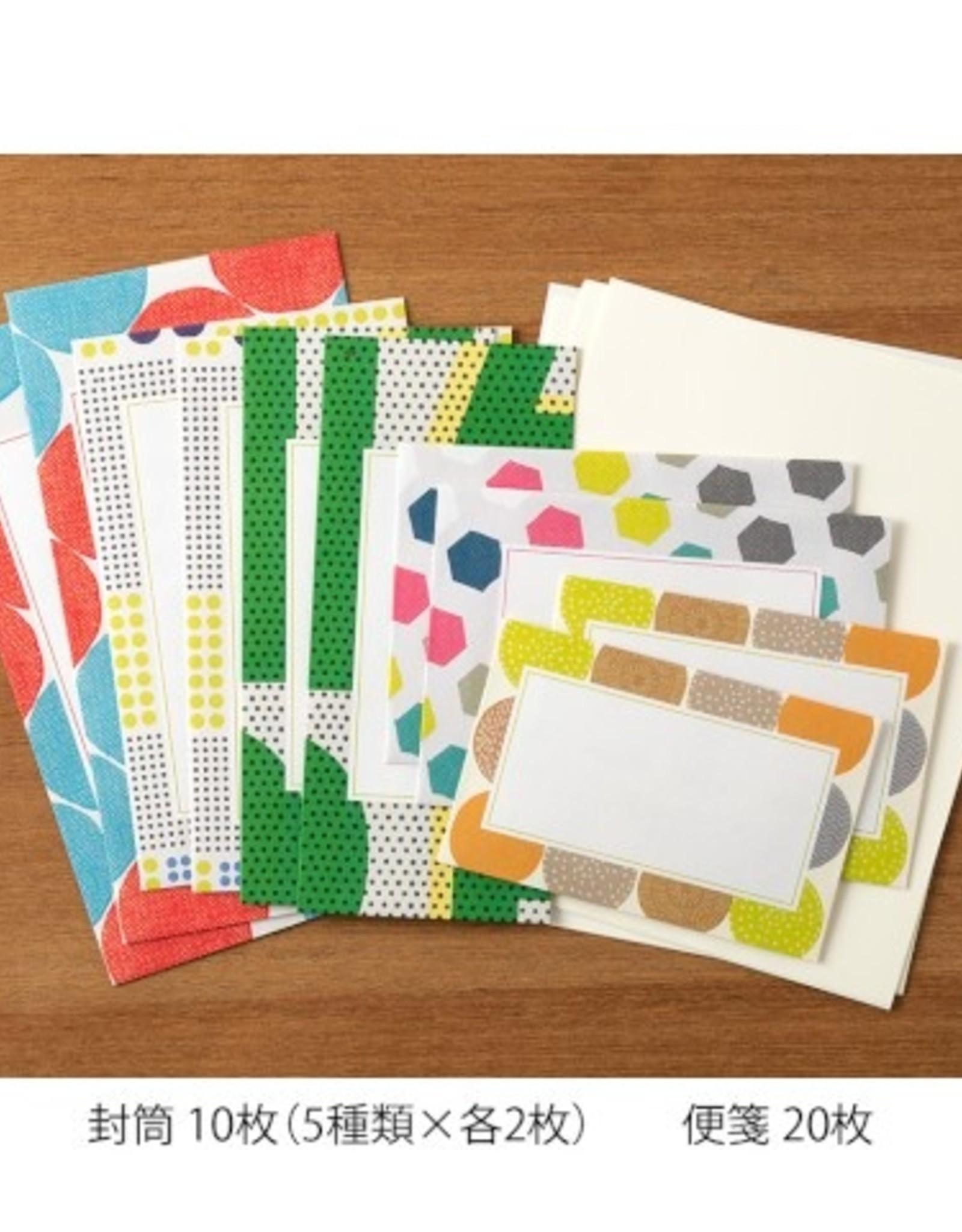 Midori Multi Letter Set