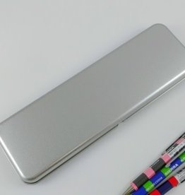 Slip-On Flat Pen Case
