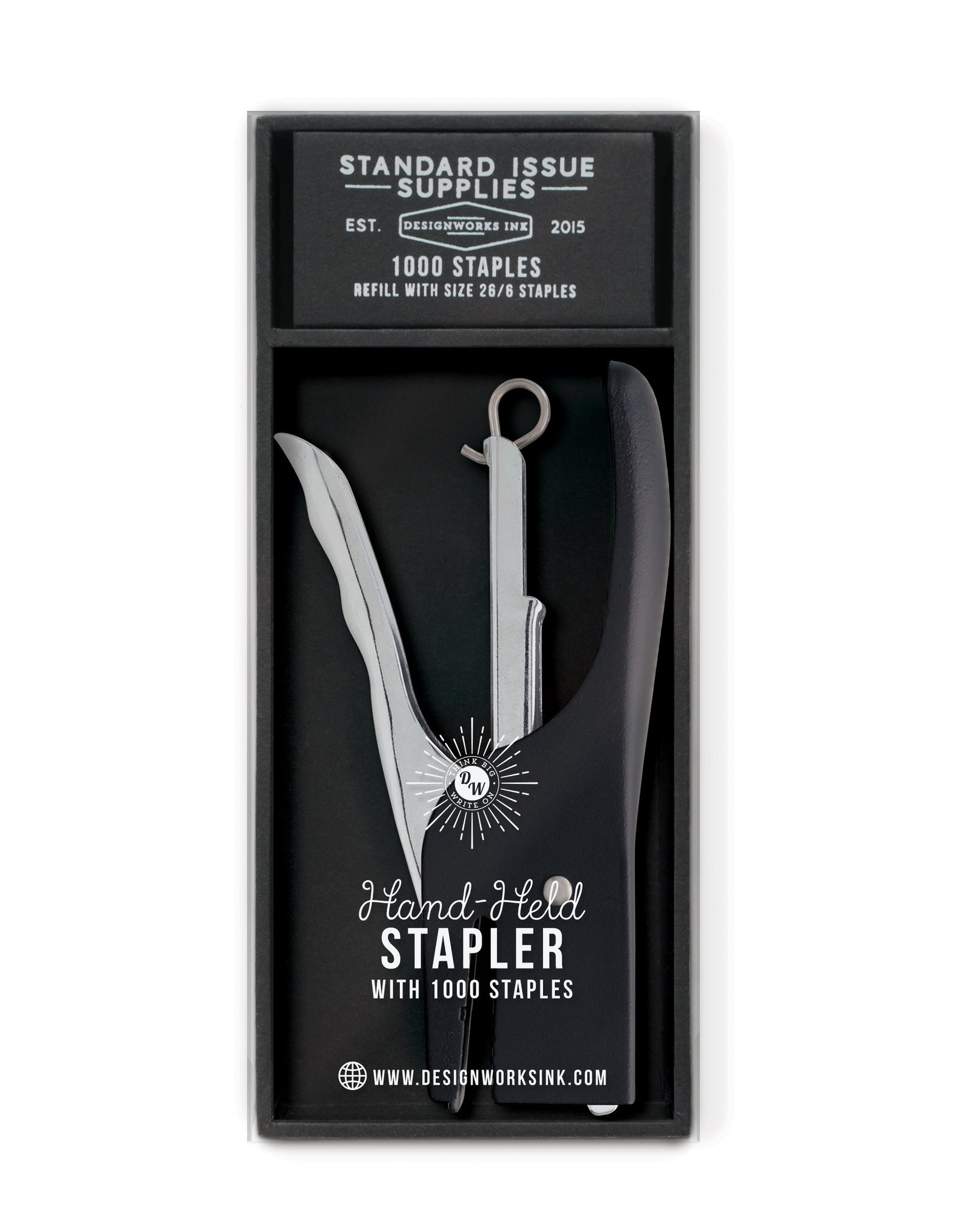 Designworks Ink Standard Issue Stapler