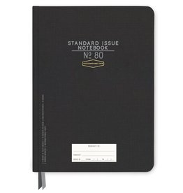 Designworks Ink Standard Issue Notebook No. 80