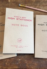 Hightide Hightide Pocket Notebook