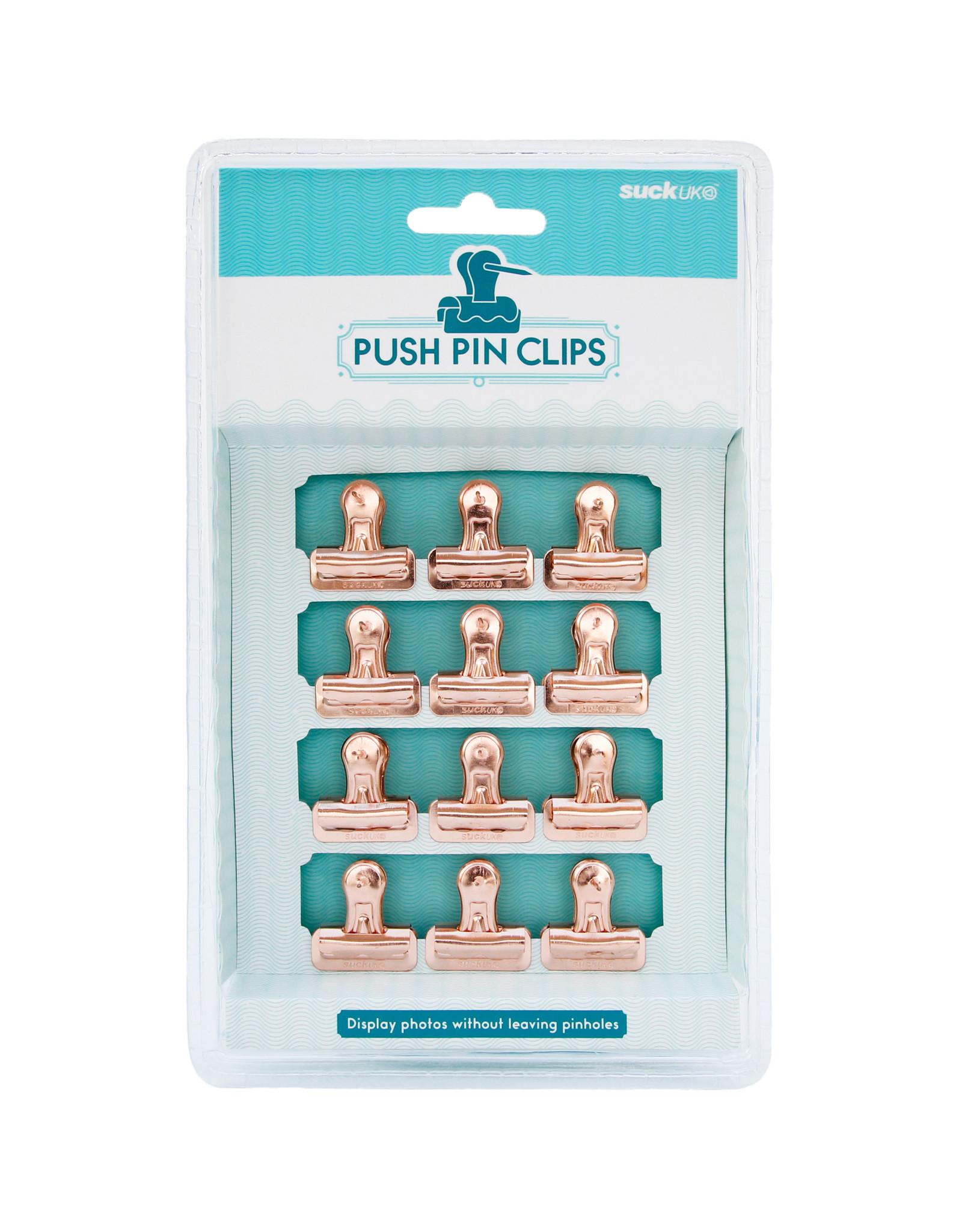 Suck UK Suck UK Push Pin Clips