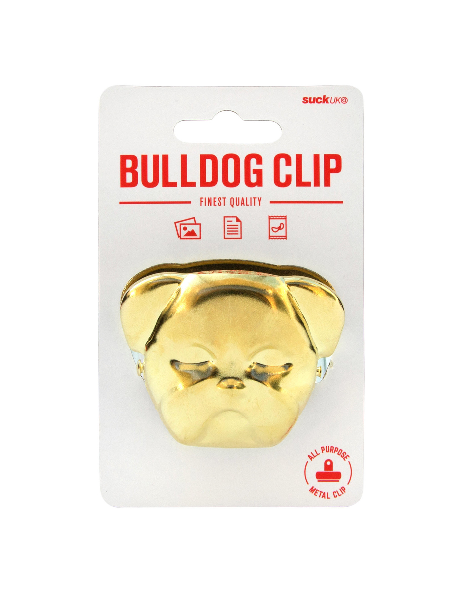 Suck UK Suck UK Bulldog Clip
