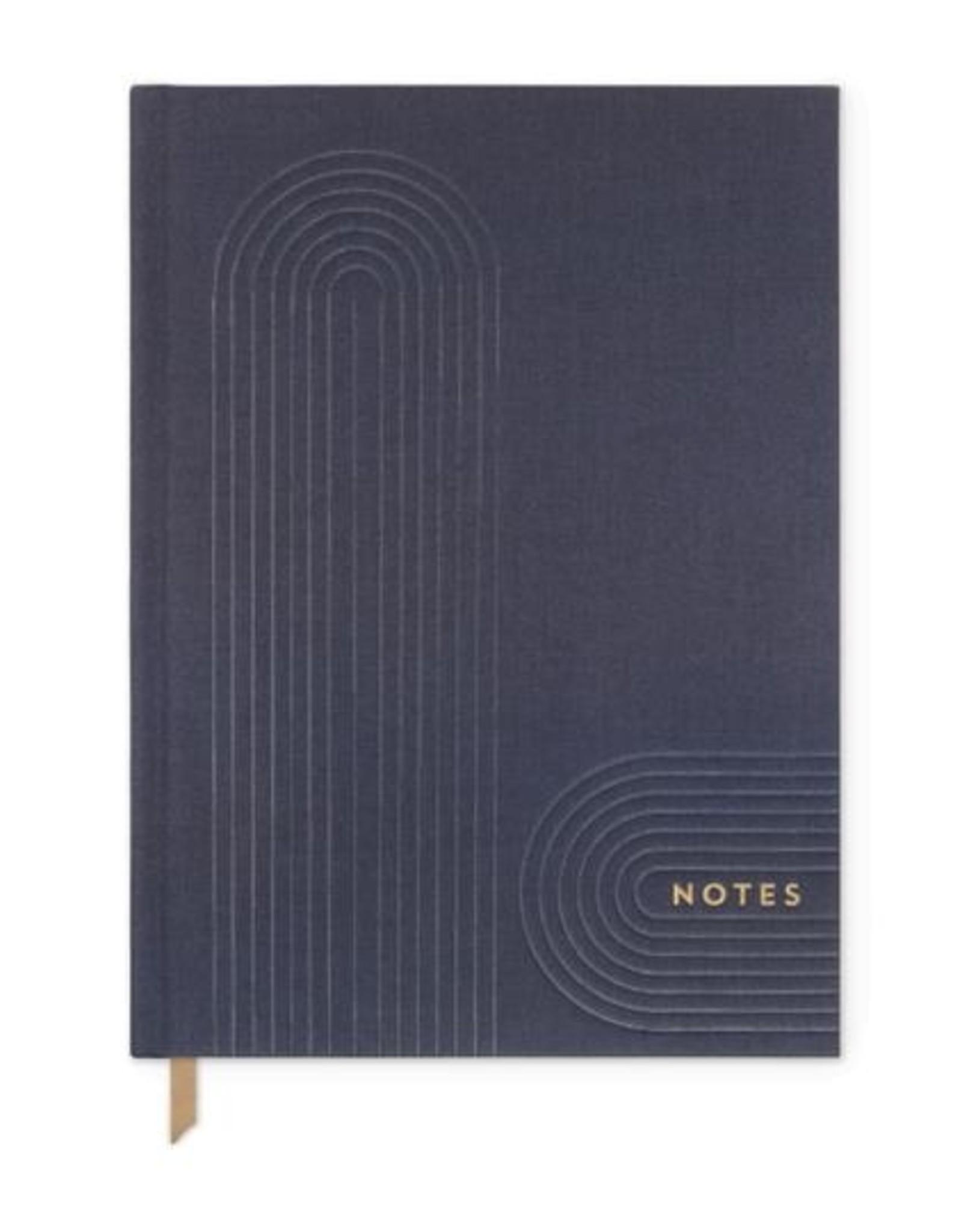 Designworks Ink Designworks Ink Linear Cloth Journal