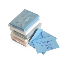 Original Crown Mill Classic Laid Mini Gift Card Sets