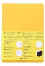 Stalogy 1/2 Year Notebook A5